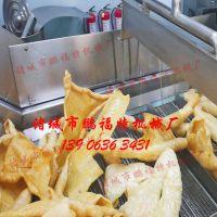 猪皮油炸机_连续猪皮油炸生产线_pft皮肚油炸锅价格