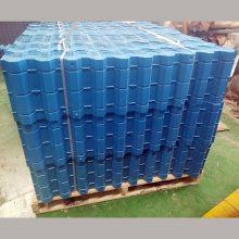 养殖小龙虾塑料巢穴 蜂窝式水平龙虾巢孔 高密度养殖模式 【河北华强】