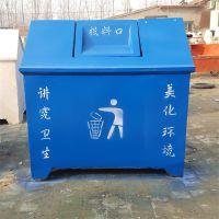 沧州志鹏供应新材料垃圾屋箱 无机玻璃钢户外垃圾屋 小区垃圾箱 厂家批发