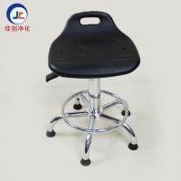 ESD防静电升降圆凳 圆形防静电凳子 医院实验室用不锈钢凳子椅子