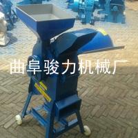 多功能铡草揉丝机 大型青贮铡草粉机 骏力机械加工