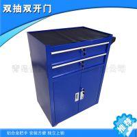 武隆县简单安装双开门工具柜 载重多尺寸定做工具摆放柜