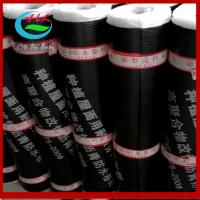 sbs改性沥青防水卷材 厂家直销 3mm厚聚酯胎沥青防水卷材 屋面防水补漏材料