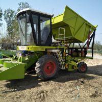 济宁优质多功能全自动青储机 改装加工多种型号玉米秸秆青储机 青储机厂家