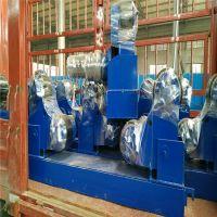 庞大新款 可调式焊接滚轮架 自动焊接滚轮架 参数