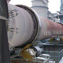 河南宏基日产600t水泥回转窑生产设备厂家