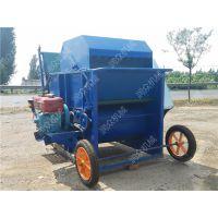 润众 供应青豆荚采摘机 柴油带动毛豆采摘机