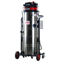 工业用大型吸尘器旋风分离式工业吸尘设备上下分离桶