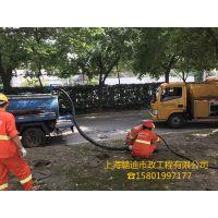 美丽上海浦东周家渡2017隔油池清理污水处理