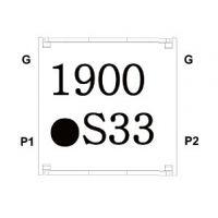 IL07BL1900AAE 1880-1920MHz 贴片隔离器 partron