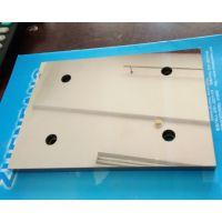 3D玻璃热弯机配套用钨钢均热板 硬质合金模具导热板 湖南株洲厂家