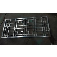 广州德普龙中式仿古铝窗花绿色环保厂家特卖