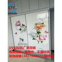 进口玻璃衣柜门uv平板印花机品牌