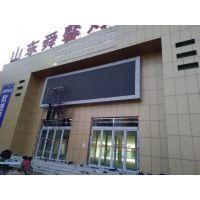 山东枣庄LED显示屏安装/济南LED显示屏生产厂家