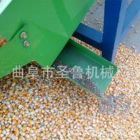 粮食振动筛 家用小麦筛选机 湖南电动振动筛