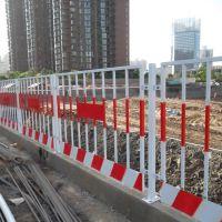 基坑护栏常用规格@施工围栏基坑安装方法@建筑楼层安全检查必备隔离栏