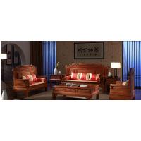 中山专业生产刺猬紫檀红木家具厂家名琢世家