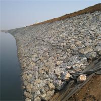 步鑫批发定做双隔板雷诺护垫护坡 绿滨垫护坡厂家