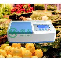 10通道物联网型农药残留检测仪器悯农