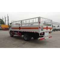 福田欧马可5米1液化气运输车,钢瓶车厂家,气瓶运输车,危货车,危险品运输车