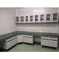 厂家直销钢木实验台 物理操作台 实验边台桌 理化板试验台 LM