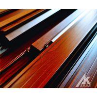高级木纹铝方通价格