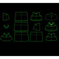 青岛瑷尼尔服装打版工作室
