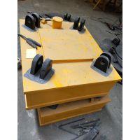厂家批发1.5米圆形电磁吸盘 吸力大起重电磁吸盘