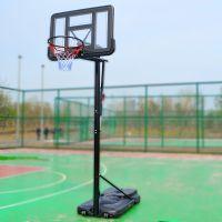 篮球架成人户外家用标准篮球框可移动升降式PVC篮板篮球用品nba