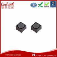 直销驰兴厂家屏蔽多层蜂房绕式贴片绕线 CDH124 15uh系列功率电感