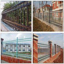 湛江学校护栏隔离栅 烤漆围墙防护栏杆 江门炎泽铁艺围栏