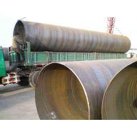雅安螺旋管厂 雅安426*6污水防腐螺旋管