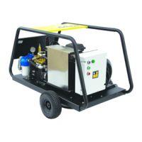 衡水MaHa M 50/22工业级换热器冷凝器冷水高压清洗机