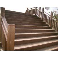 【户外栏杆】贝多林PS户外景观建材 防水防潮3D木纹实木质感 是高端园林设计师推荐板材
