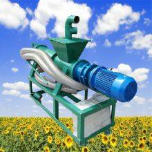 实用效果强固液分离机 脱离干净粪尿分离机 润华农机脱水机