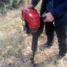启航园林专用起树机 带土球断根机 安徽苗圃起苗机