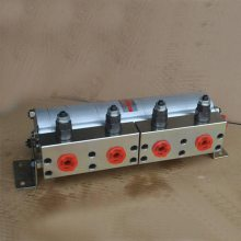 CFA1-8-8-8-8-YE-1系列齿轮分流器SKBTFLUID