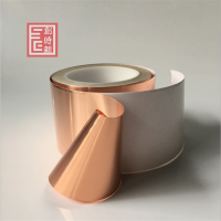 3M1181铜箔胶带 铜色单面胶带 电磁屏蔽铜箔胶带 自粘铜箔纸