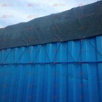 供应铁路盖货篷布 促销低价防水布批发 汽车专用防雨苫布加工