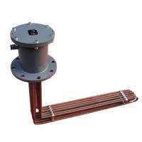 SRY5(HRY10、11、12、13)顶置角尺型油加热器