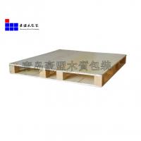 黄岛二手木托盘出售 九成新卡板规格齐全价格低