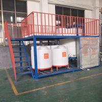 呼和浩特 聚羧酸母液生产线 混凝土外加剂设备 减水剂成套生产厂家 瑞杉制造