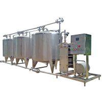 广州方联供应304不锈钢全自动CIP清洗系统 饮料生产设备