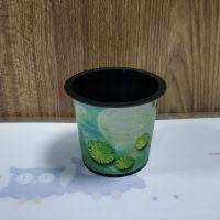 信拓塑料水杯3D IMD模内转印胶片 水转印加工喷油贴花工厂