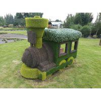 佛甲草绿雕造型 五色草雕塑造型 绿雕立体雕塑造型