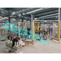 【上海安腾铝业】机器人围栏