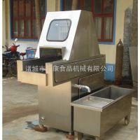 带骨注射盐水注射机 汇康机械肉制品 步进式盐水注射机