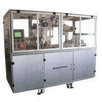 供应ST-T400全自动三维透明膜包装机 烟包机 保健品包装机