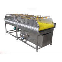 供应昊昌2000型葡萄喷淋清洗机