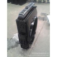 压路机水箱图片 福建龙工LG520A振动型号压路机水箱散热器批发